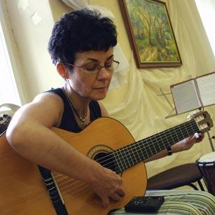 Dorogi Zsuzsanna tanárnő