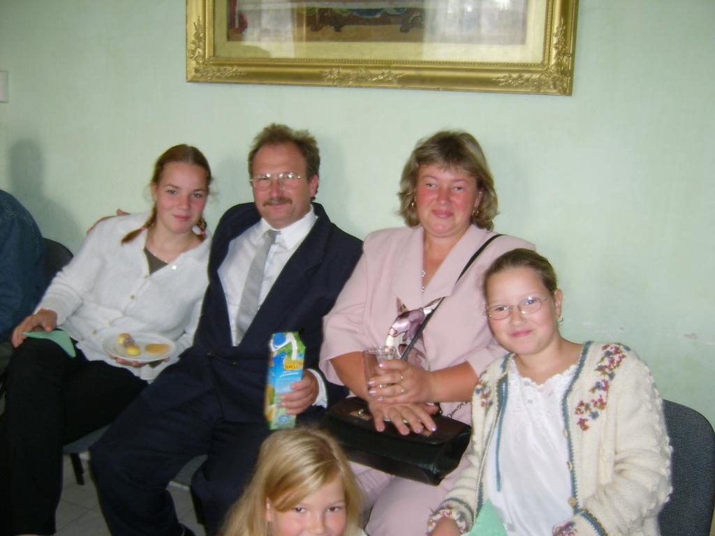 A Tulipánt család