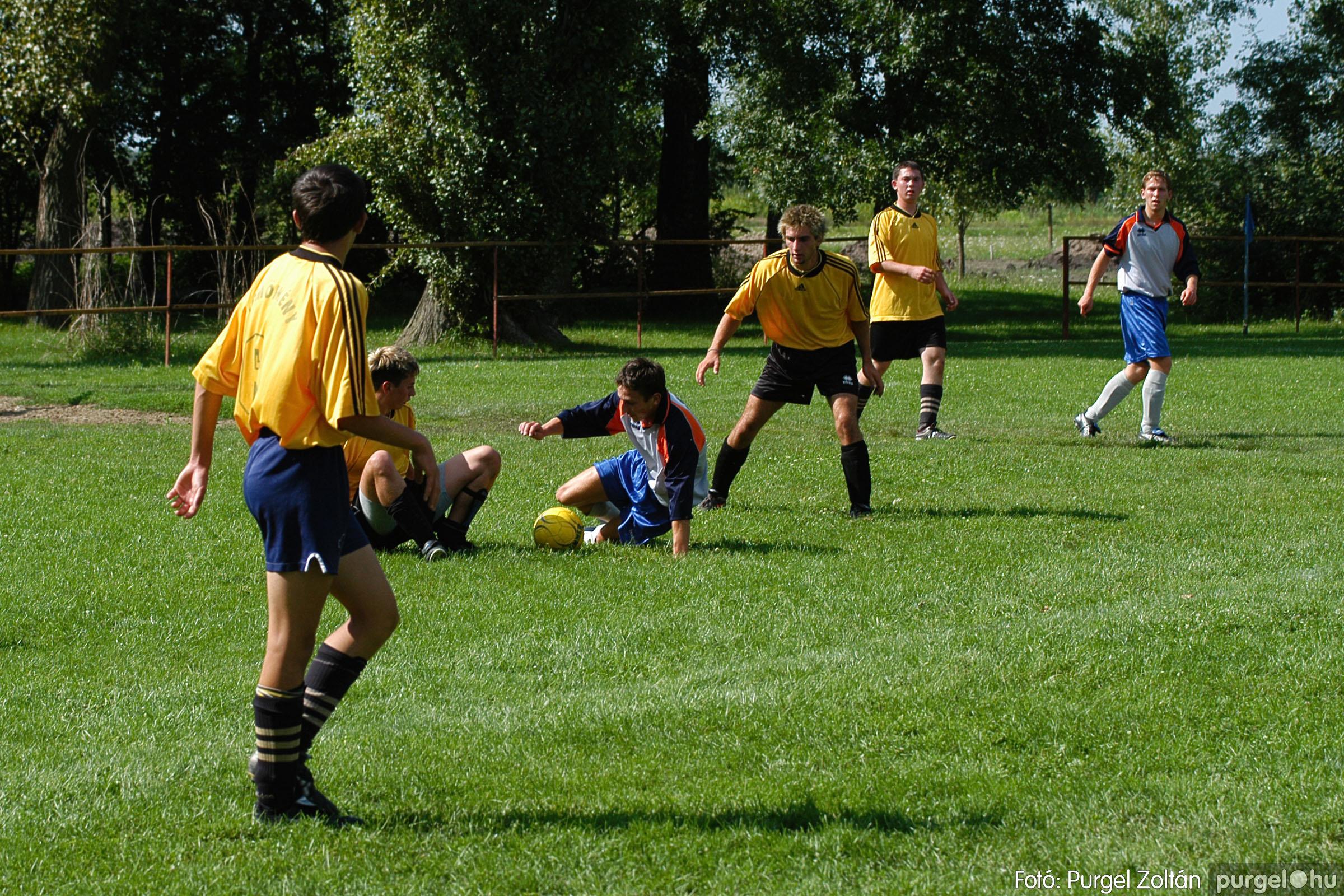 2005.08.20. 253 Szegvári falunapok 2005. – 2. nap – Fotó:PUR