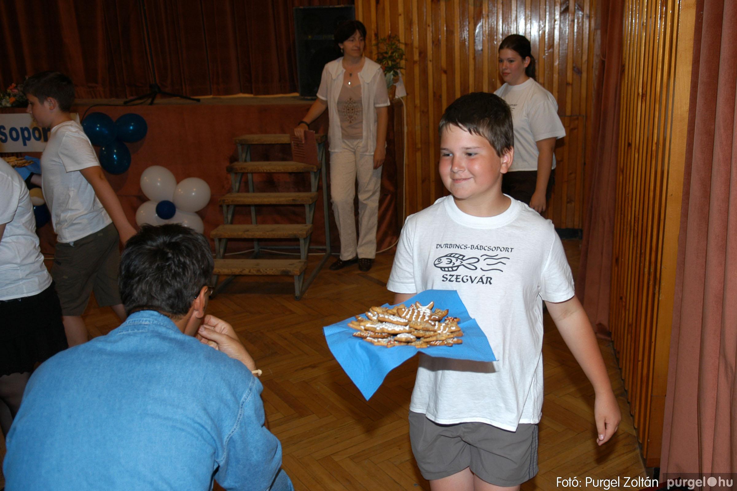 2007.06.30. 007 Szegváriak Szegvárért Közösségfejlesztők