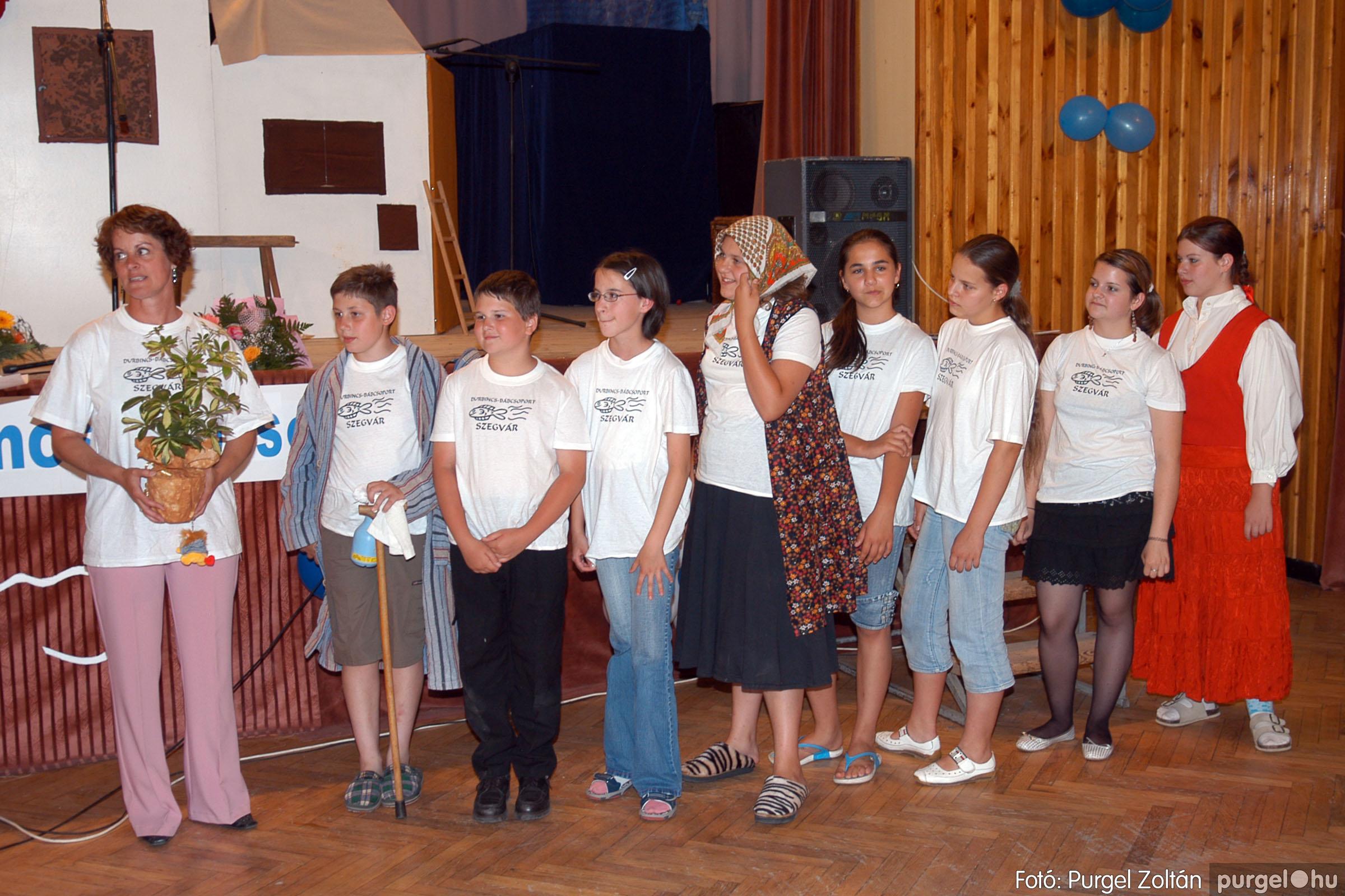 2007.06.30. 029 Szegváriak Szegvárért Közösségfejlesztők