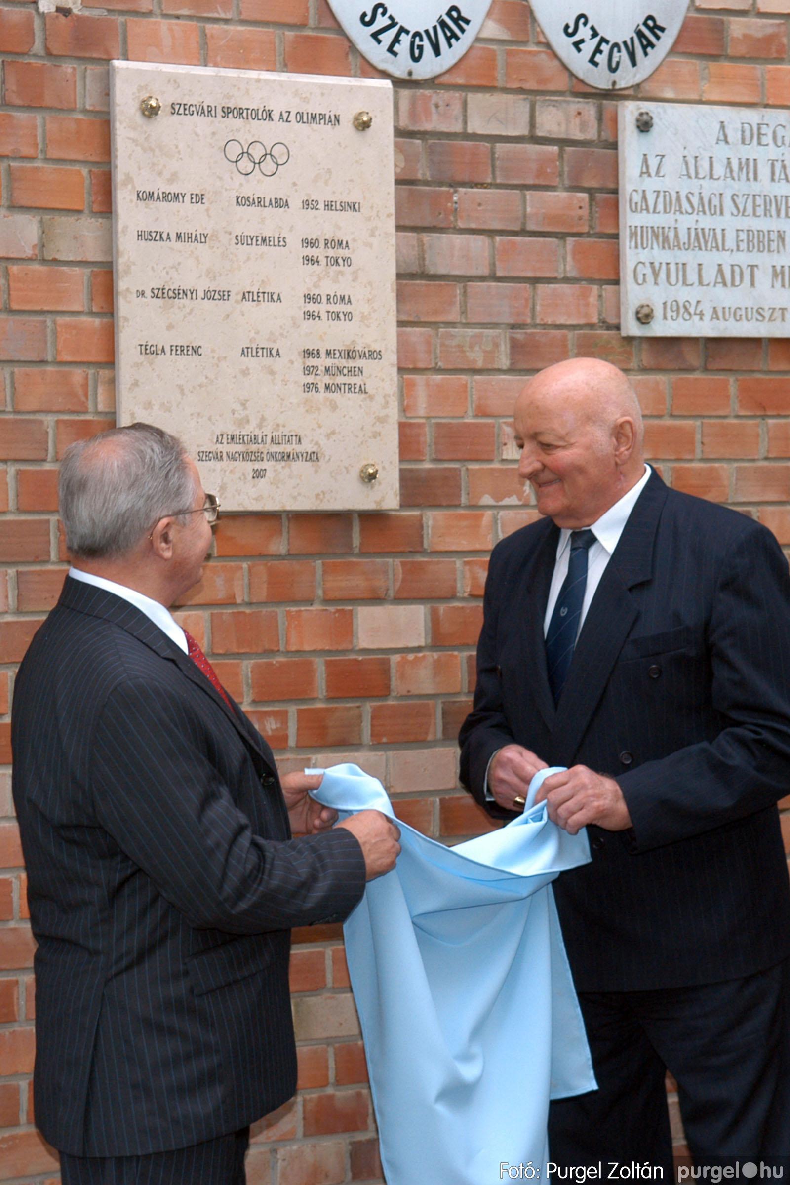 2007.09.08. 013 Elszármazottak találkozója 2007. – Fotó:PU