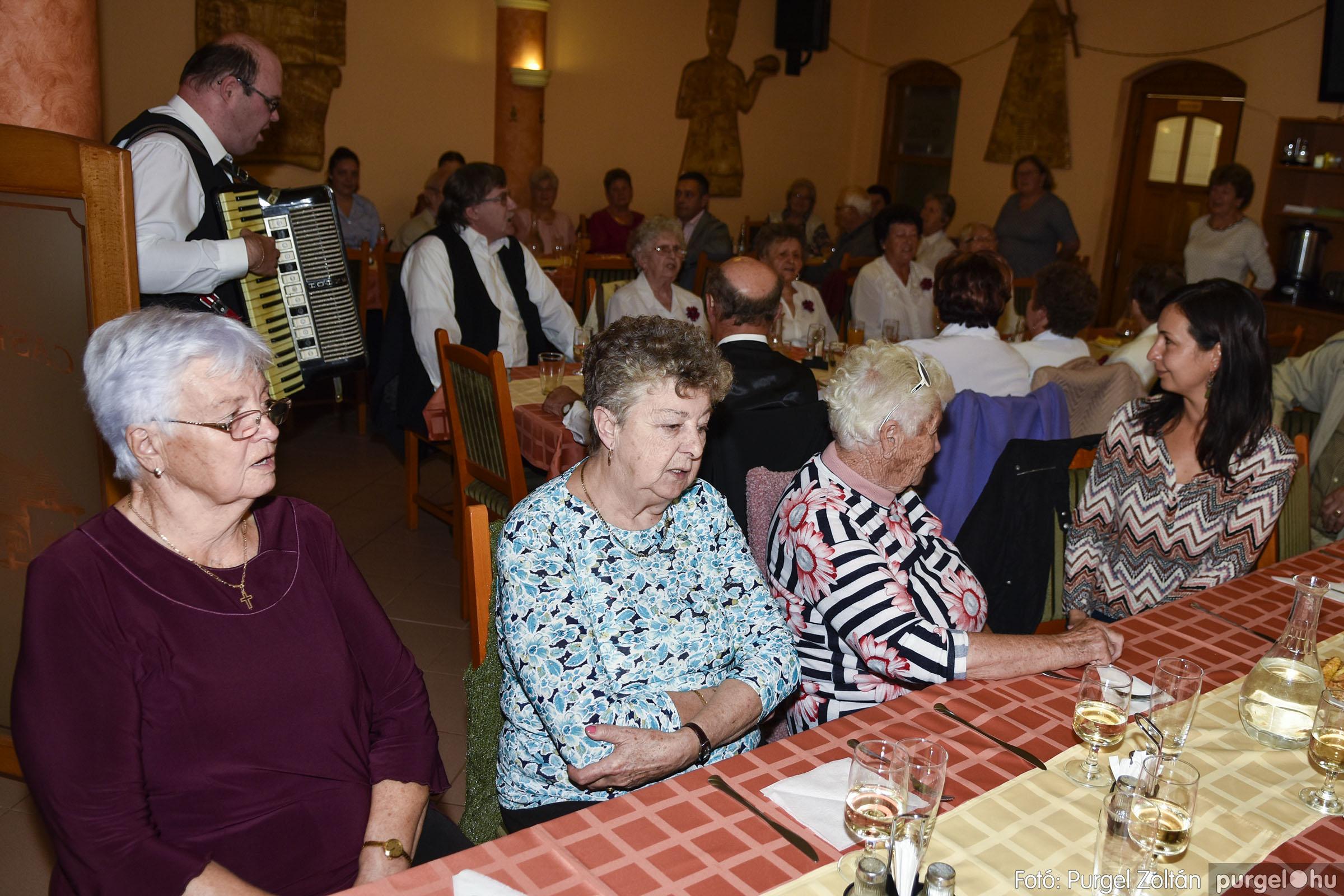 Idősek napja a Szép Öregkor Egyesületben