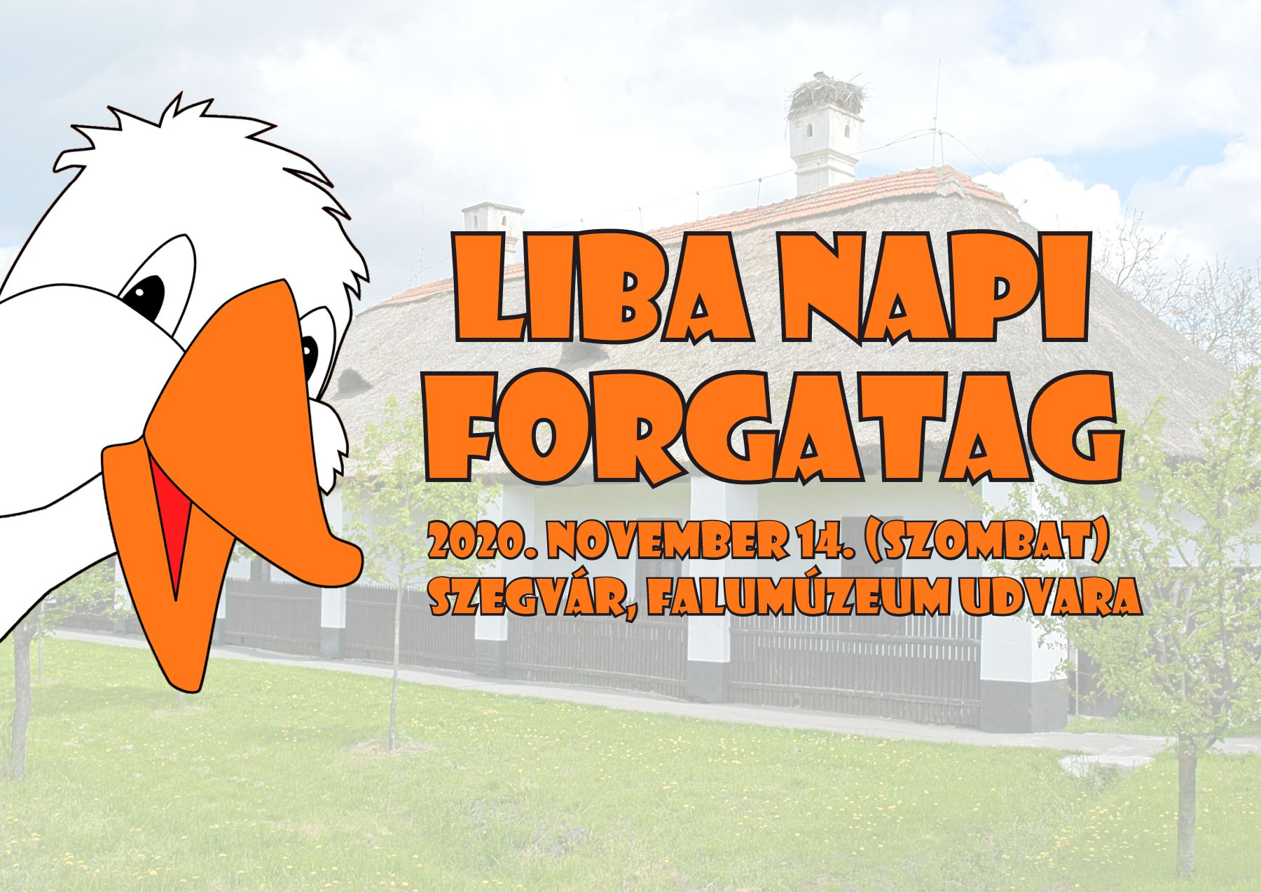 Liba napi forgatag – 2020. november 14.