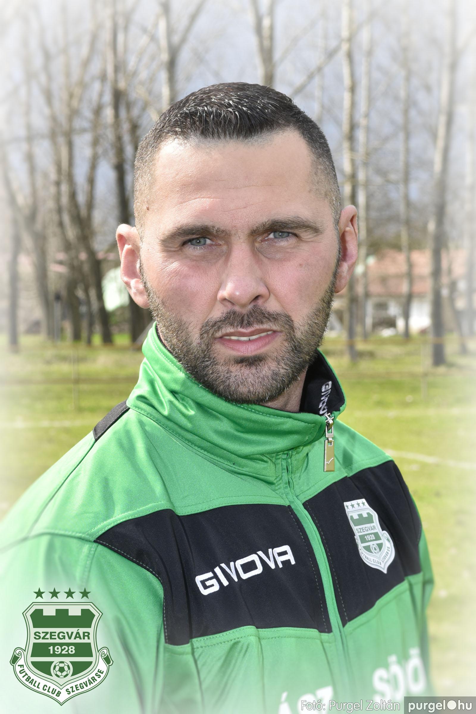 2021.04.03. 001 FC Szegvár portrék – Bagi Endre vezetőedző –