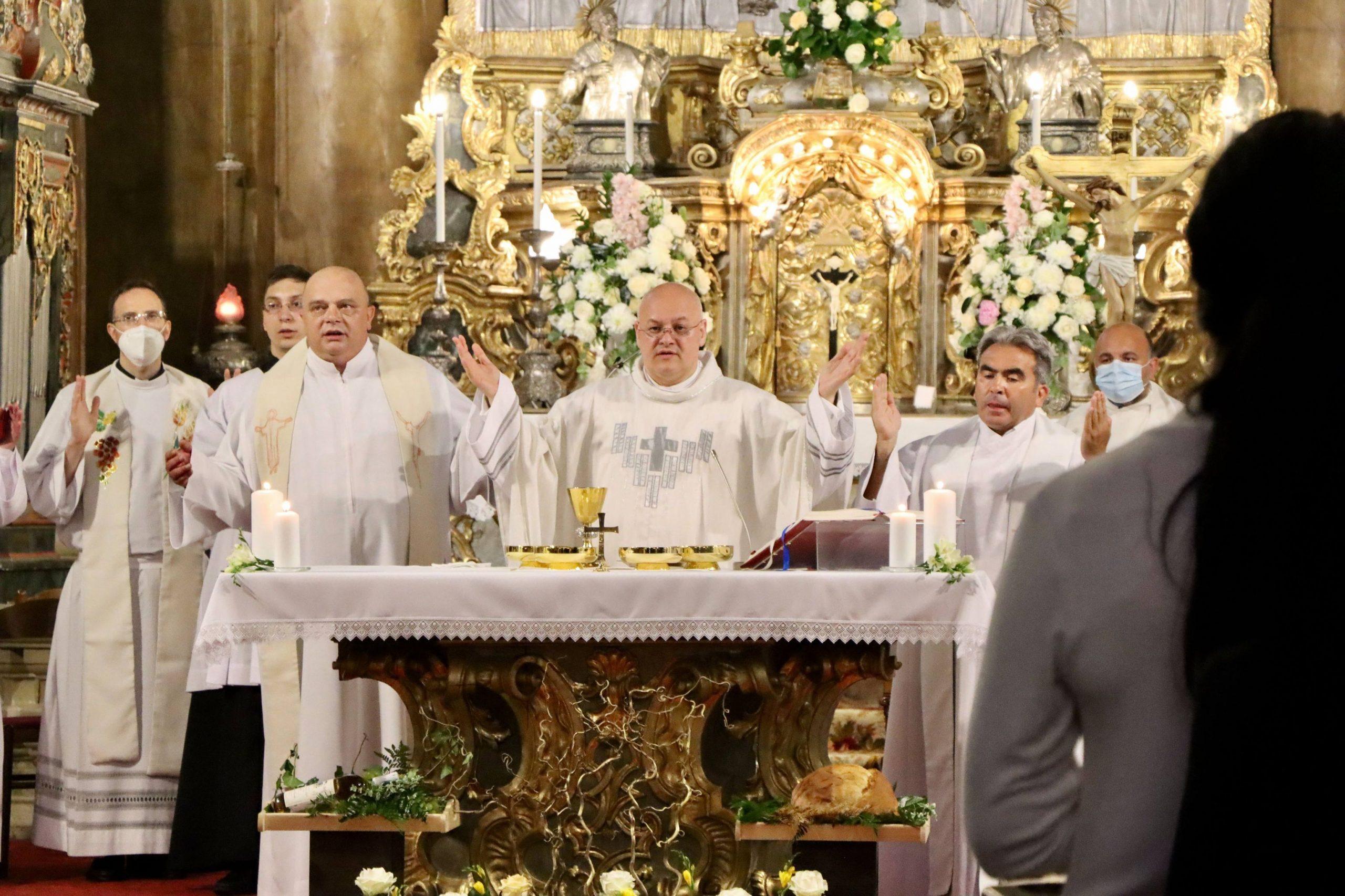 József vagyok, a testvéretek – Ezüstmise Kolozsváron