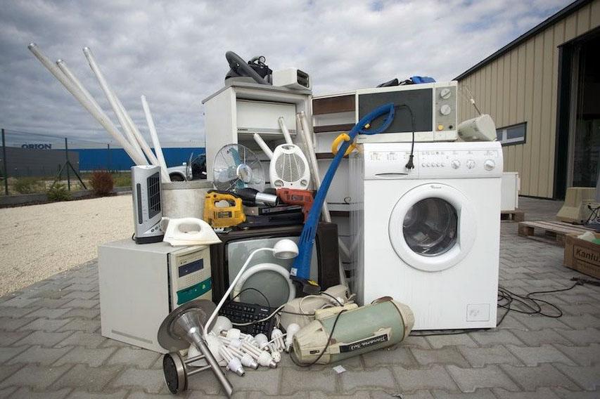 Elektronikai hulladékgyűjtés Szegváron